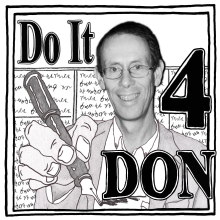Do it for Don